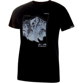 Mammut Mountain T-Shirt Homme, black